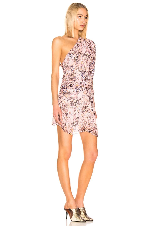 Image 2 of IRO Freesia Dress in Lilas