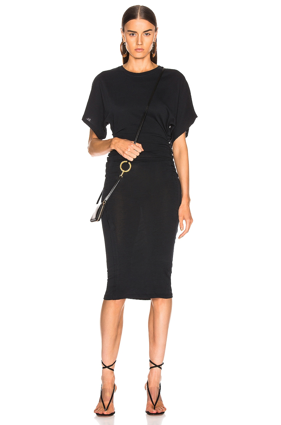 Image 1 of IRO Elfin Dress in Black