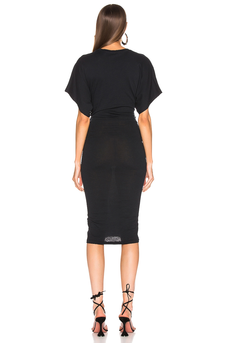 Image 3 of IRO Elfin Dress in Black