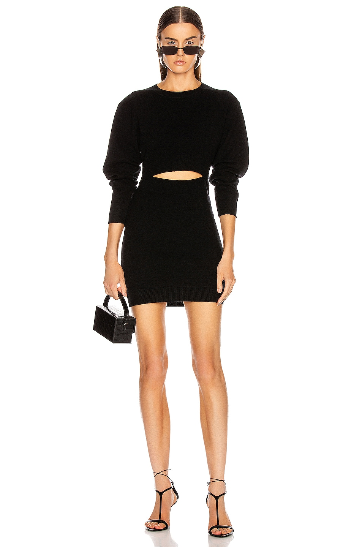 Image 1 of IRO Devlin Dress in Black