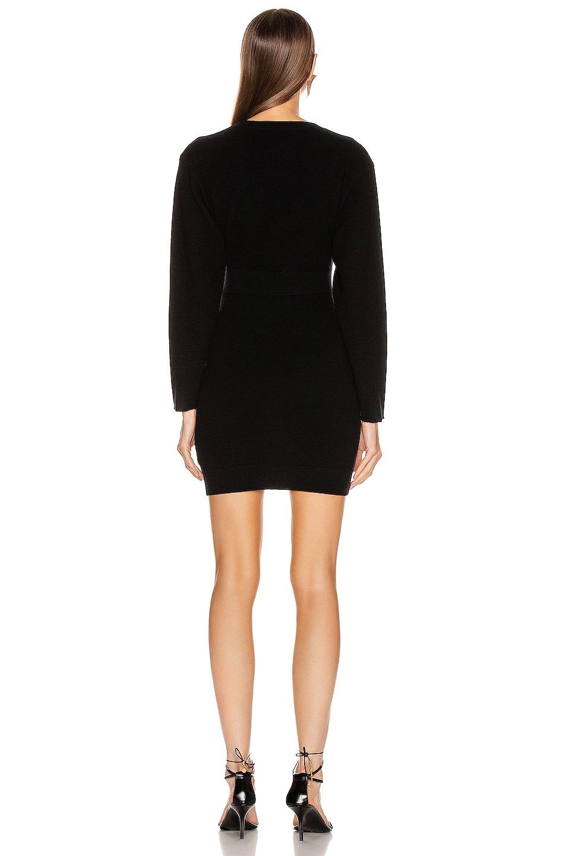 Image 3 of IRO Devlin Dress in Black