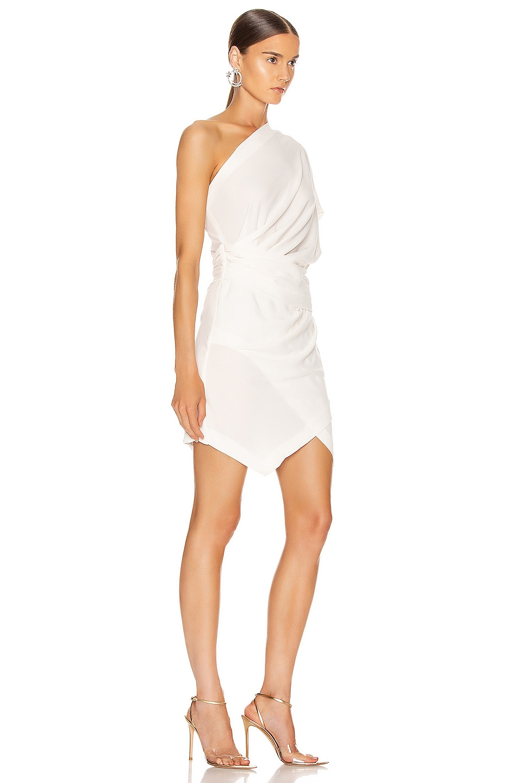 Image 2 of IRO Ferila Dress in Chalk