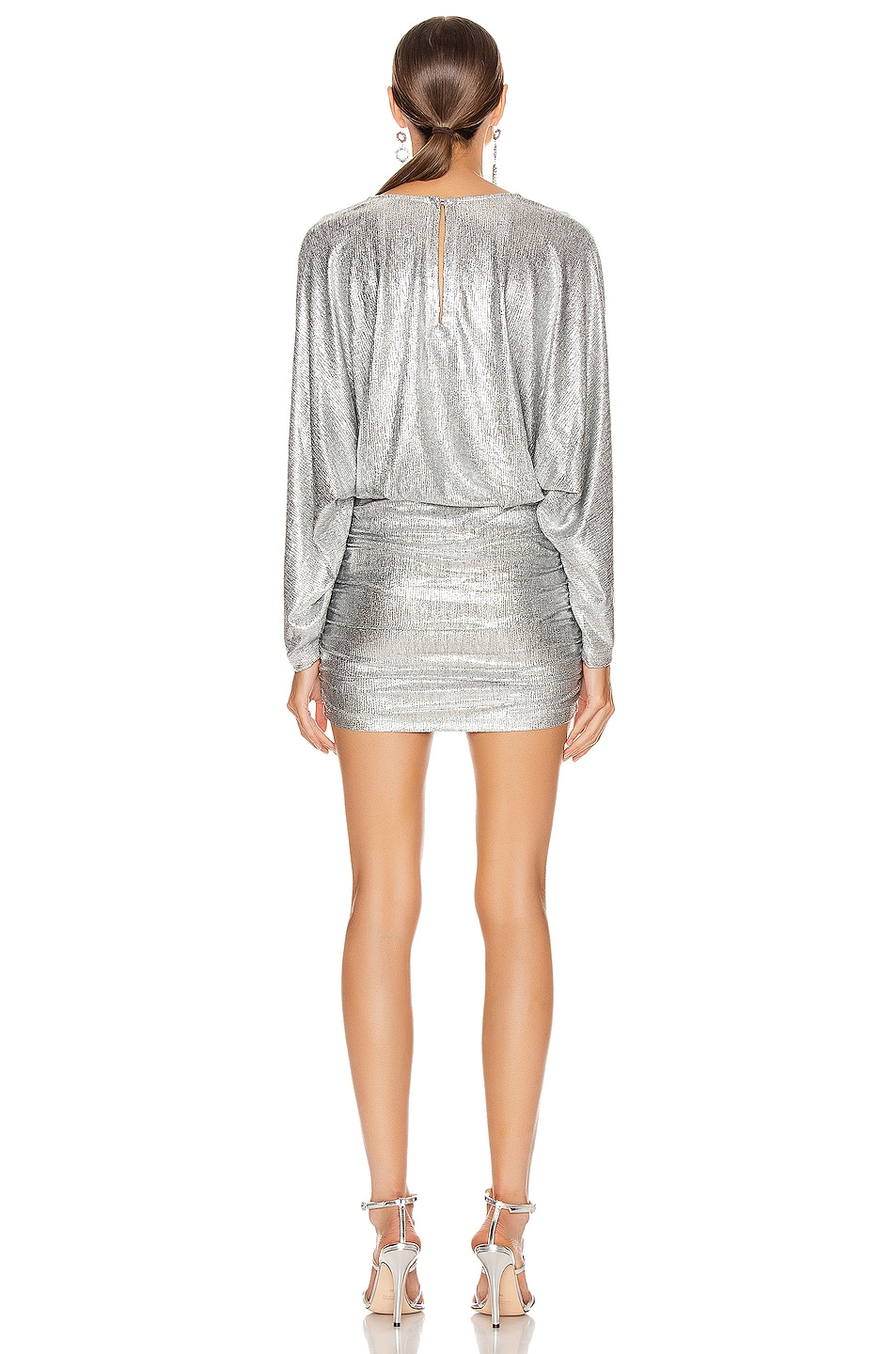 Image 3 of IRO Silar Dress in Silver