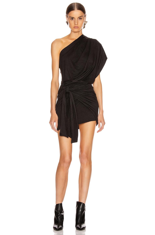 Image 1 of IRO Gipsie Dress in Black