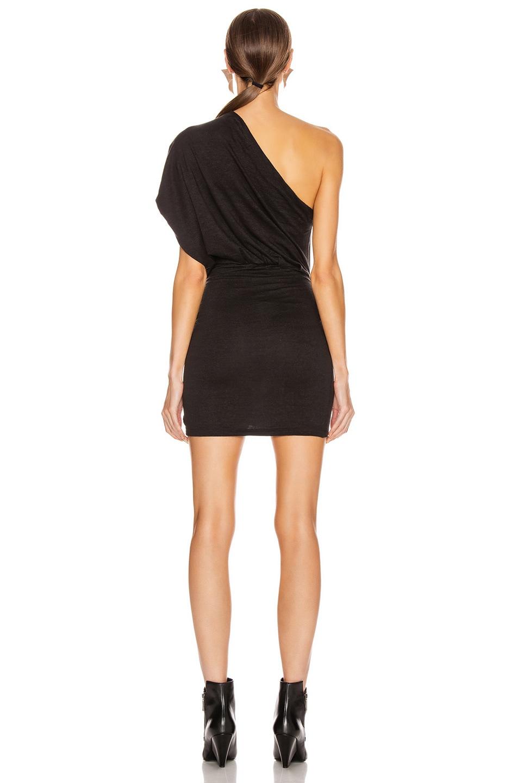 Image 4 of IRO Gipsie Dress in Black