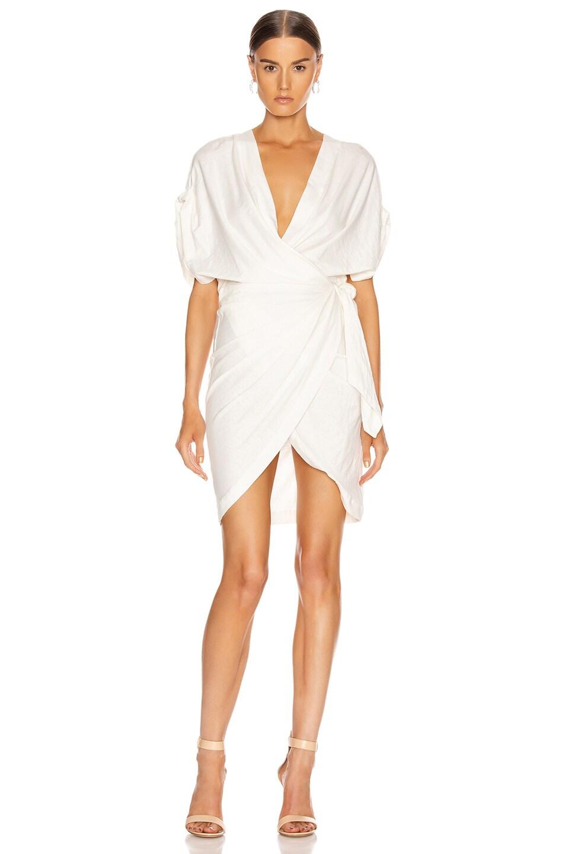 Image 1 of IRO Gidya Dress in Ecru