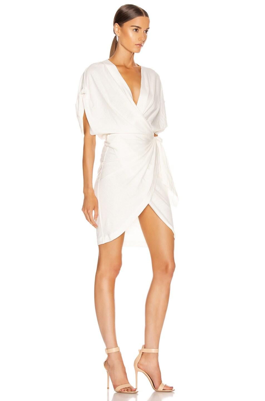 Image 2 of IRO Gidya Dress in Ecru