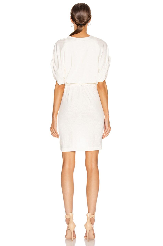 Image 4 of IRO Gidya Dress in Ecru