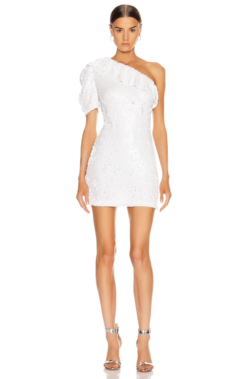 Image 1 of IRO Roxe Dress in White