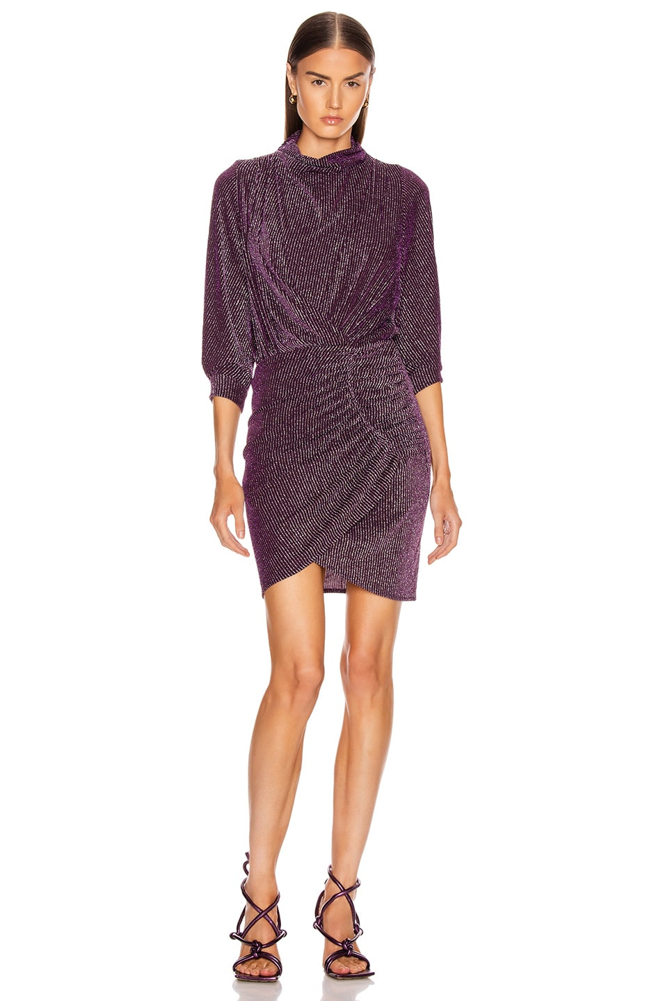 Image 1 of IRO Absalon Dress in Purple
