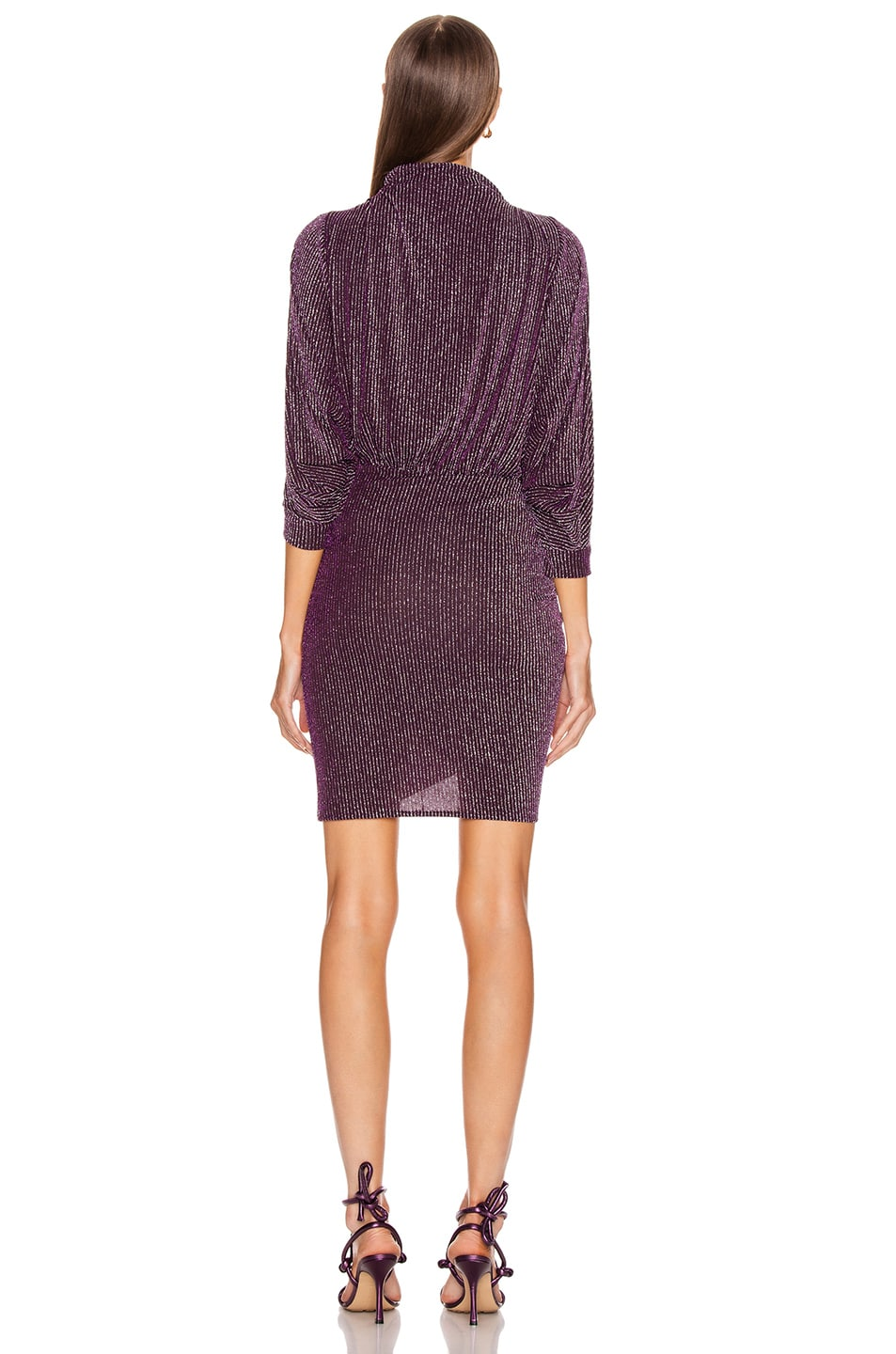 Image 4 of IRO Absalon Dress in Purple