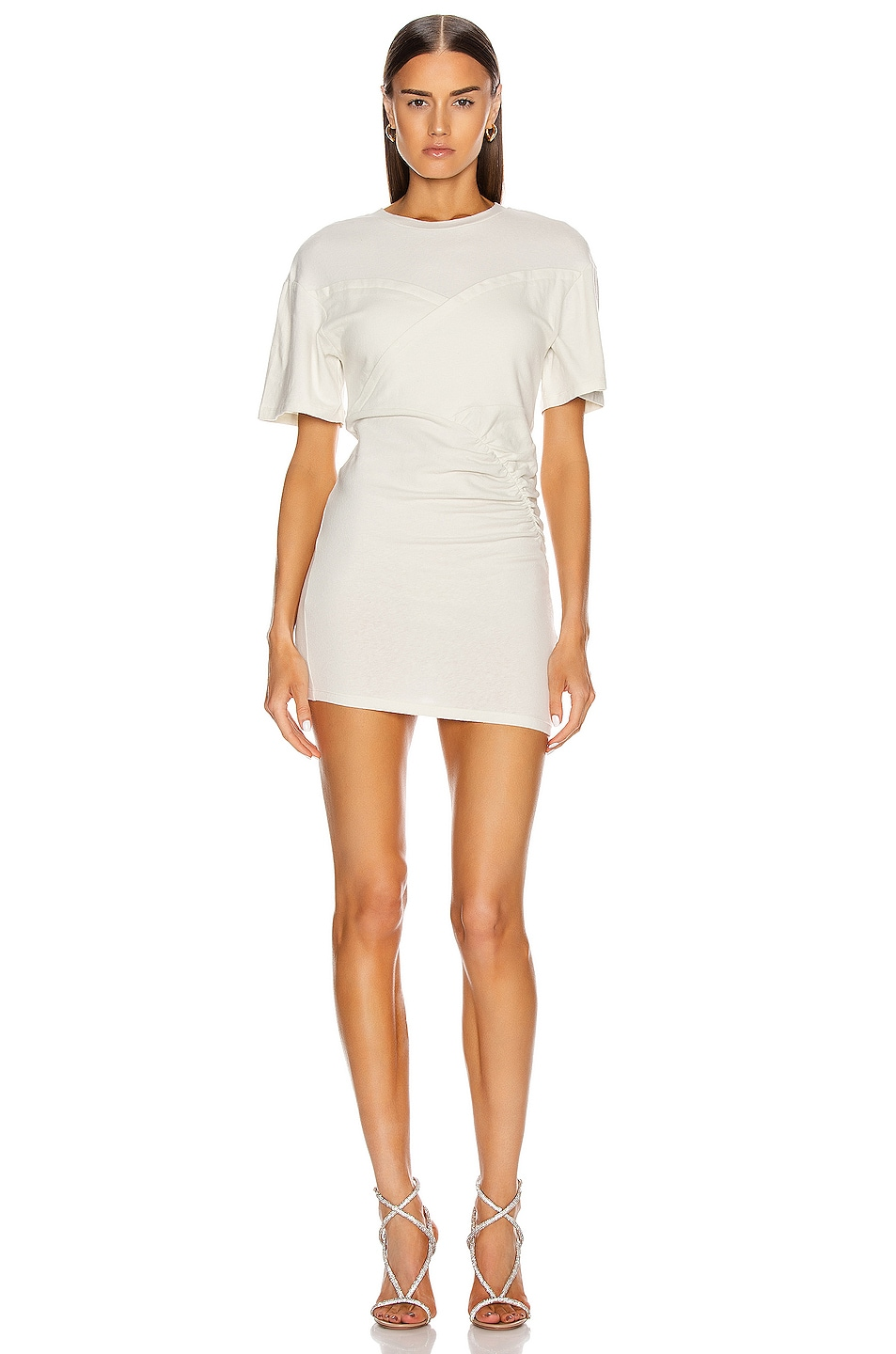 Image 1 of IRO Cecily Dress in Grey Beige