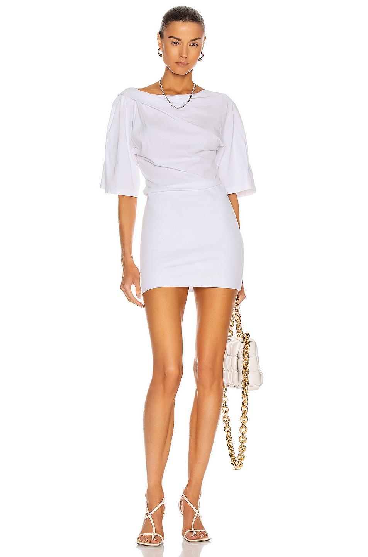 Image 1 of IRO Palmero Dress in White