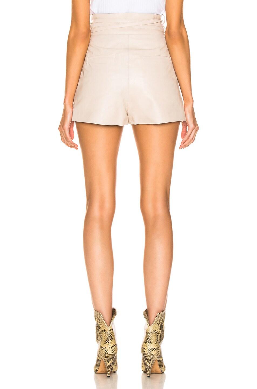 Image 3 of IRO Tenacity Shorts in Sand