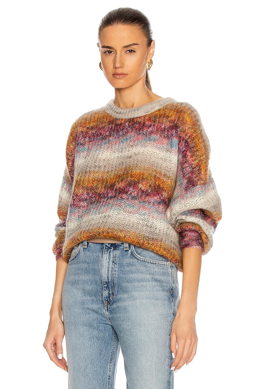 Image 1 of IRO Maroja Sweater in Multicolor