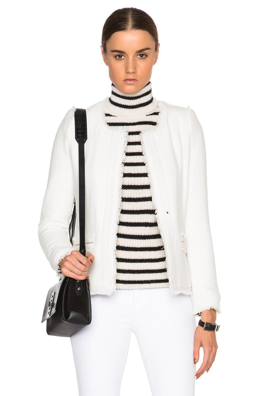 Image 1 of IRO Anglet Jacket in Ecru