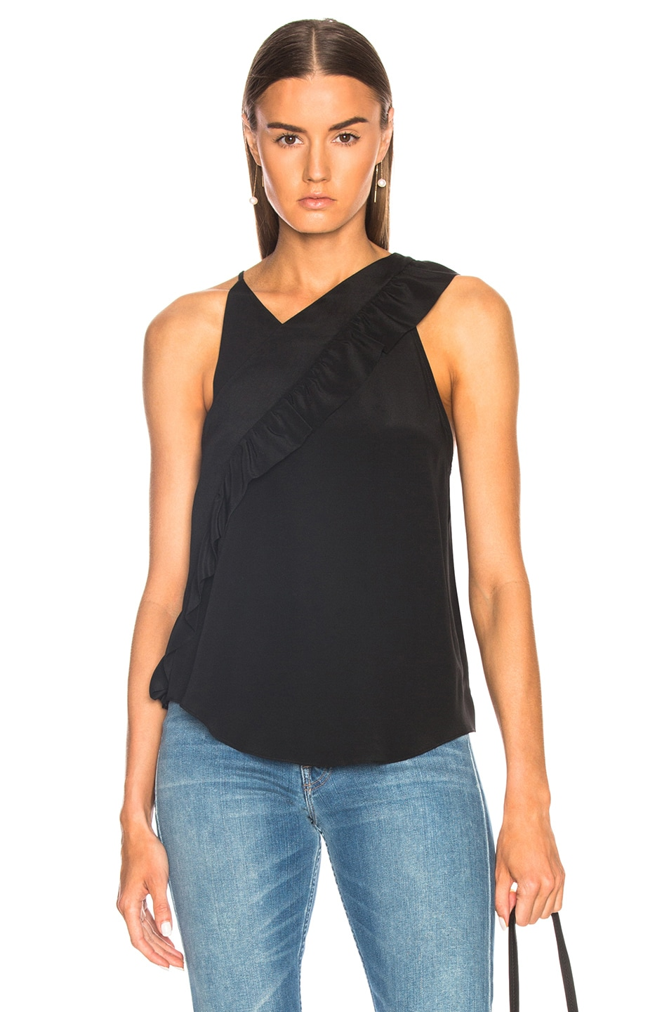 Blonie Top in Black Iro Buy Cheap With Mastercard Cheap Find Great Visit For Nice Cheap Online Cheap Purchase Unvwlct