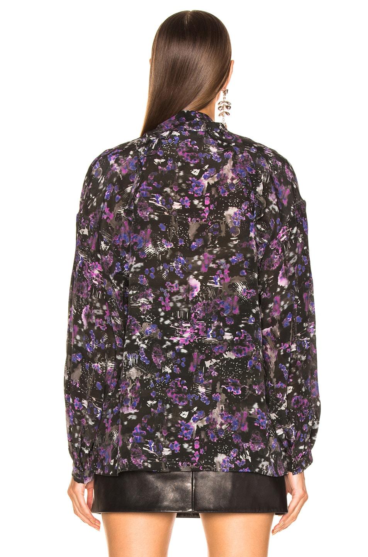 Image 3 of IRO Equinoxe Blouse in Purple