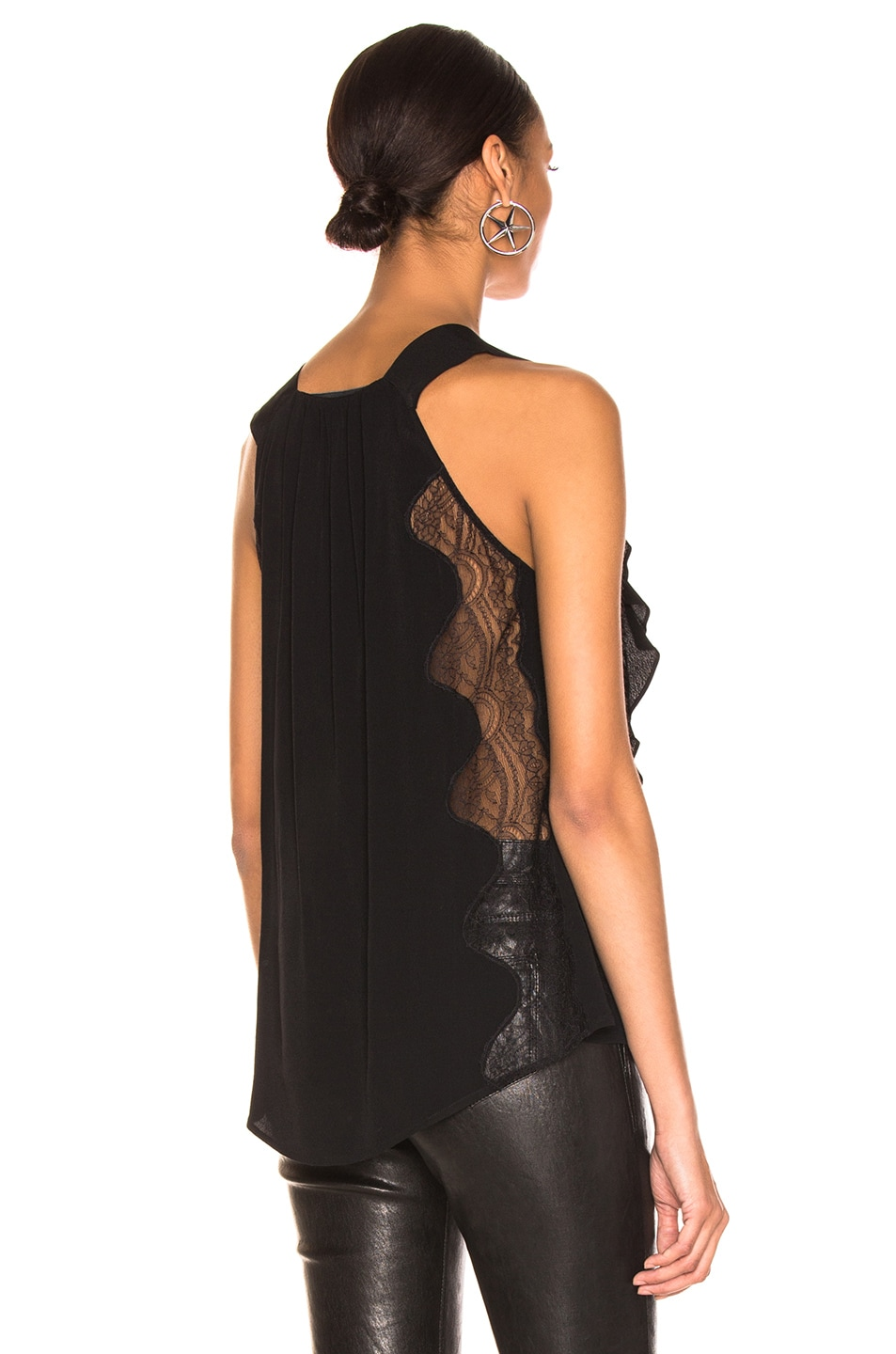 Image 4 of IRO Days Top in Black