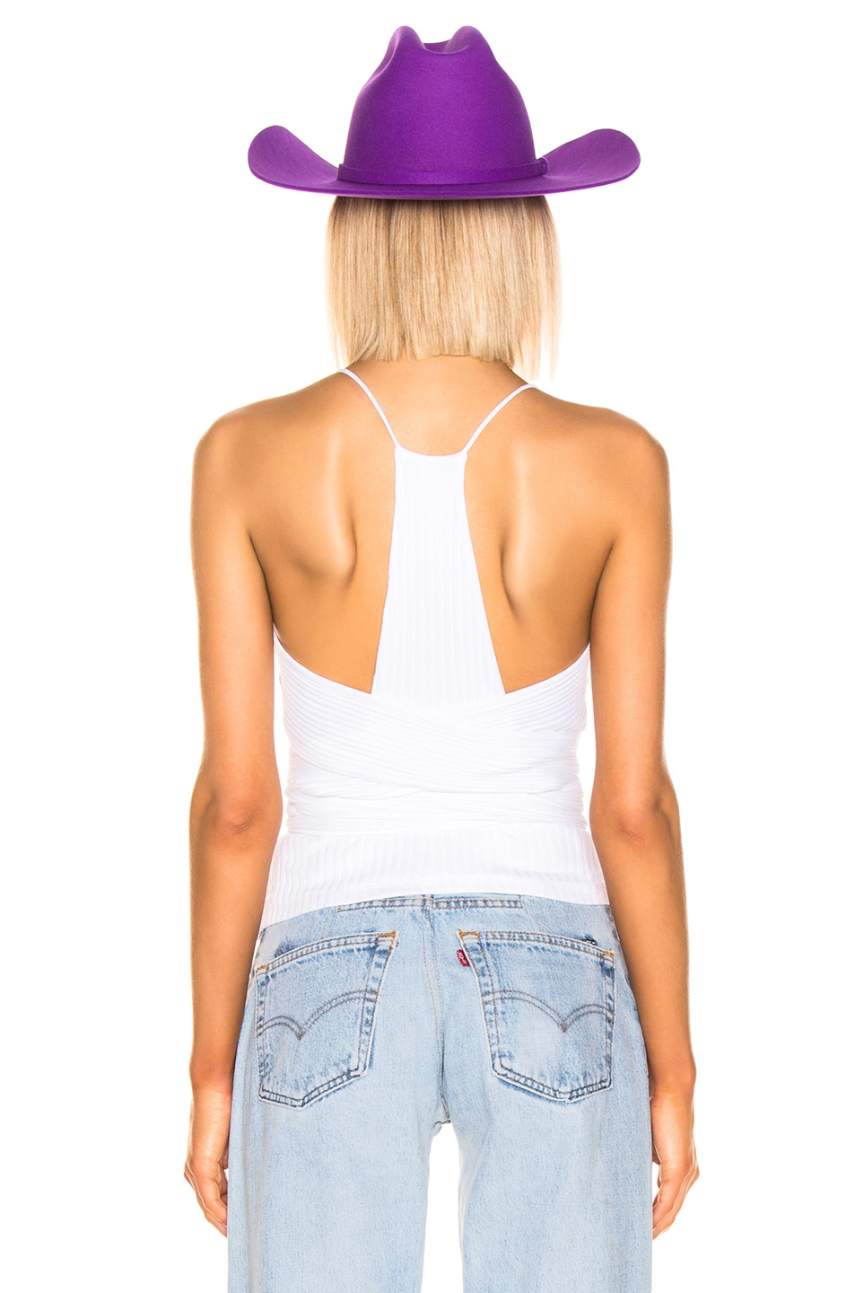 Image 3 of IRO Dainty Top in White