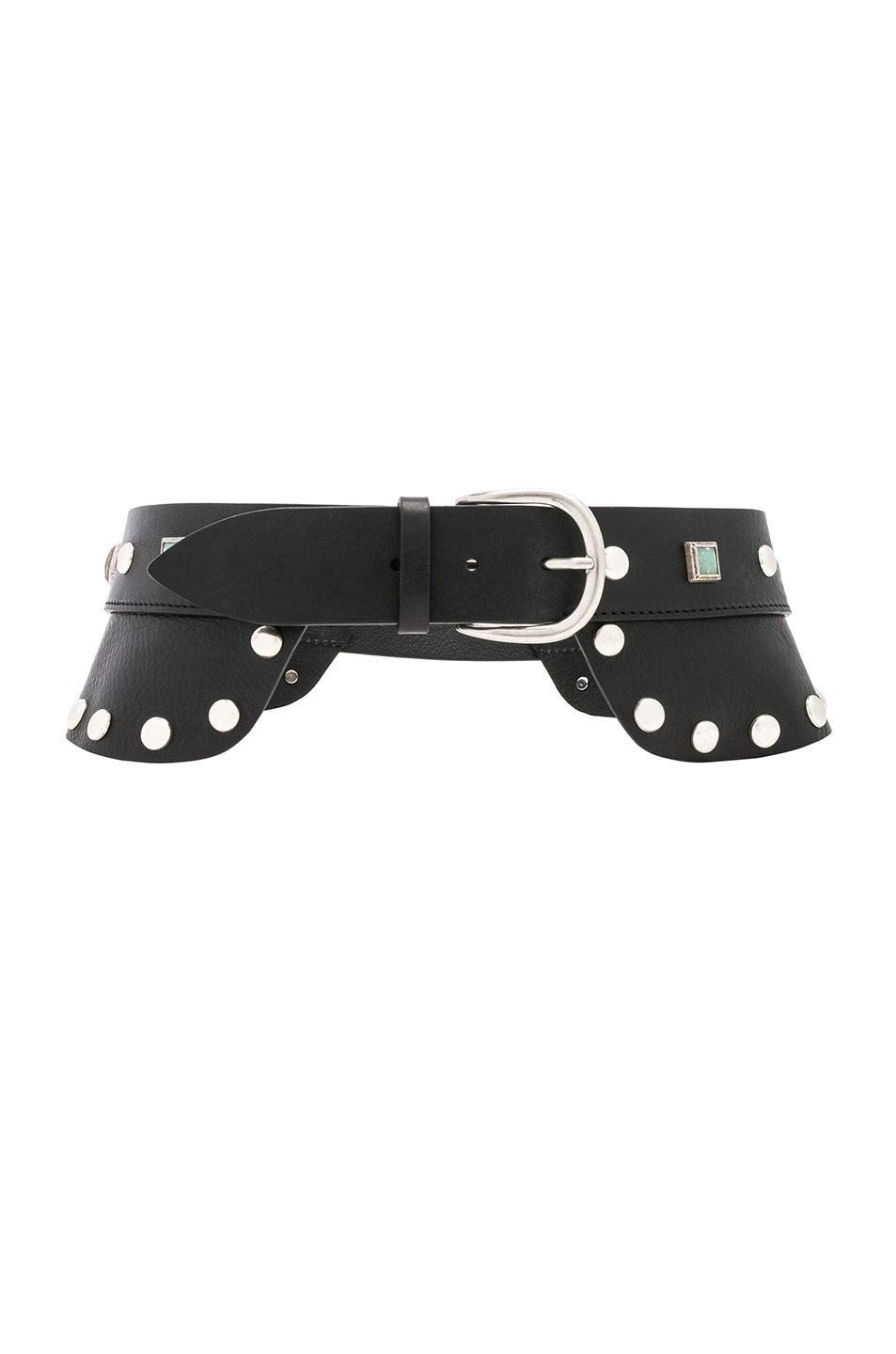Image 1 of Isabel Marant Tricy Belt in Black
