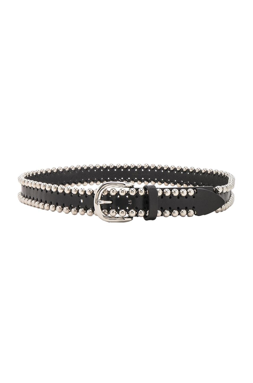 Image 2 of Isabel Marant Tokky Belt in Black