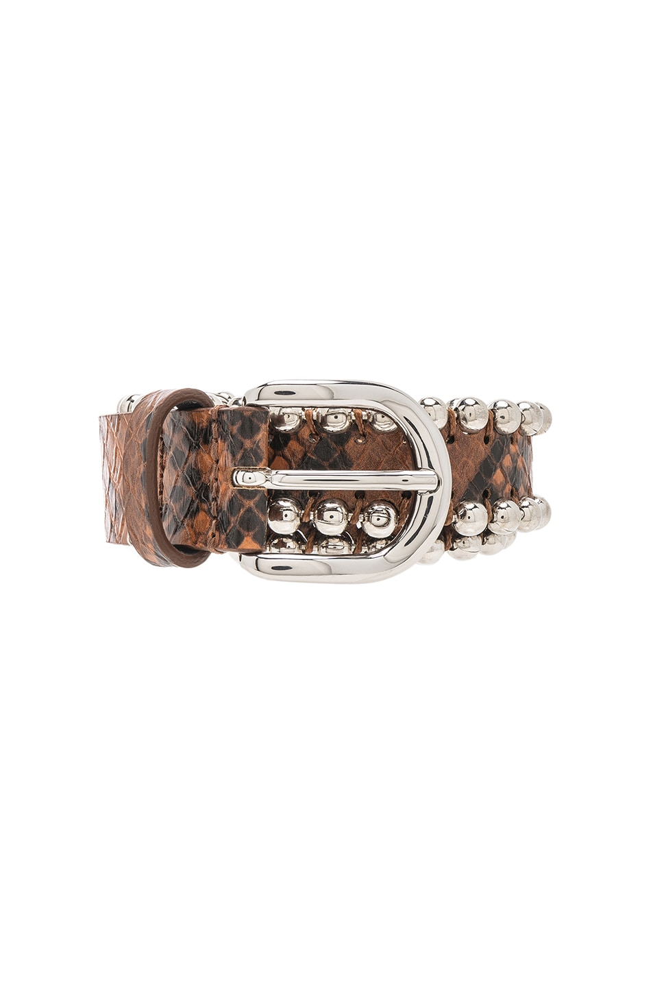 Image 1 of Isabel Marant Tokky Belt in Cognac