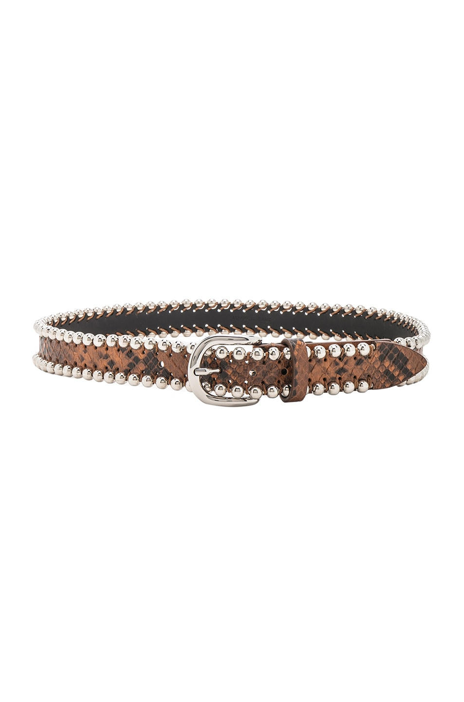 Image 2 of Isabel Marant Tokky Belt in Cognac