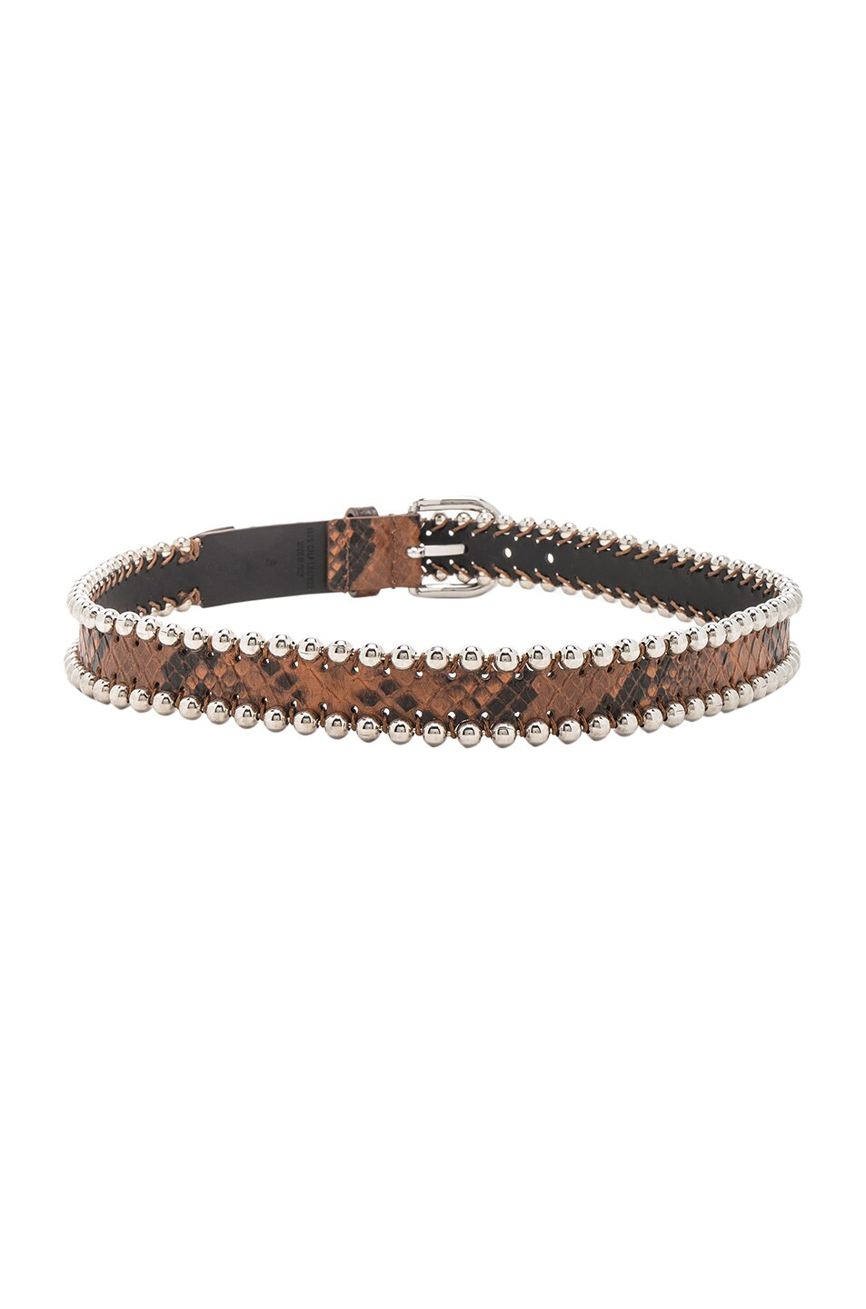 Image 3 of Isabel Marant Tokky Belt in Cognac