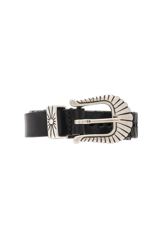 Image 1 of Isabel Marant Jigoo Belt in Black