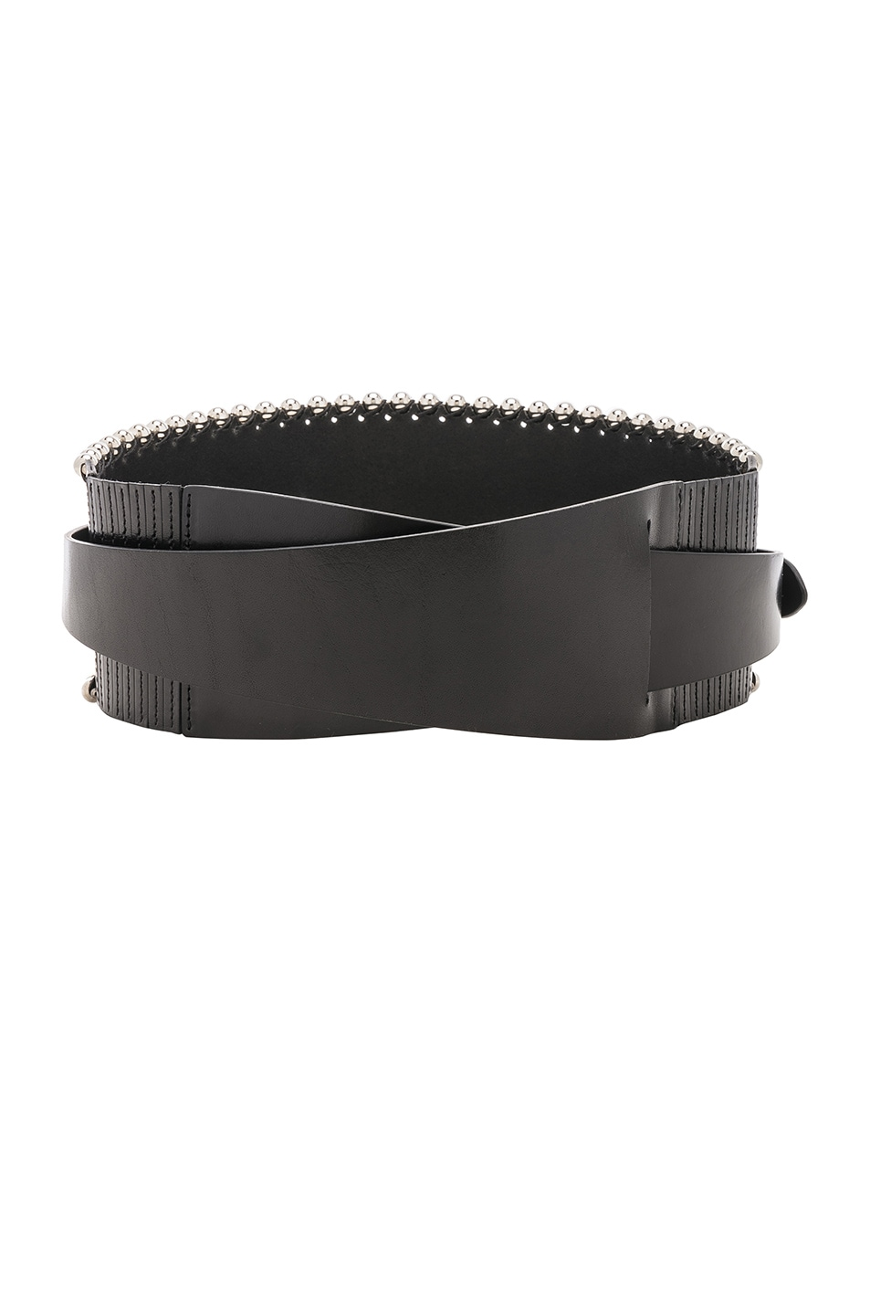 Image 2 of Isabel Marant Kytoo Belt in Black