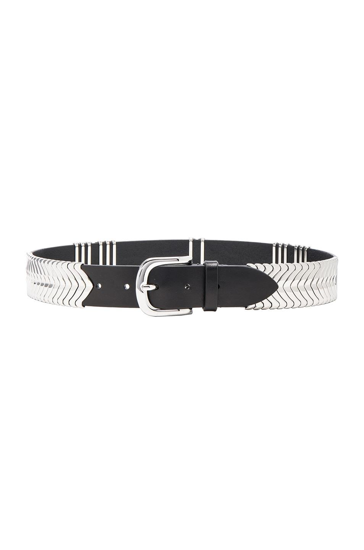 Image 1 of Isabel Marant Faithful Belt in Silver