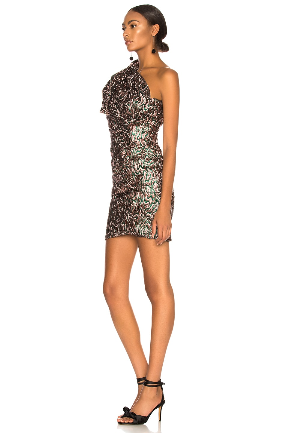 Image 3 of Isabel Marant Synee Dress in Green