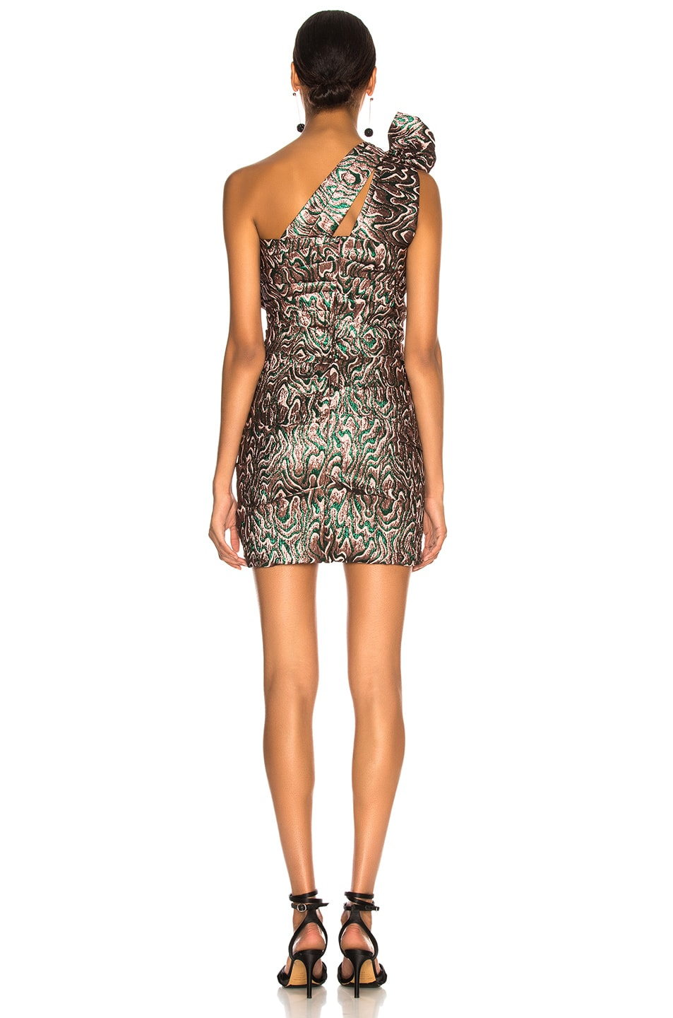 Image 4 of Isabel Marant Synee Dress in Green