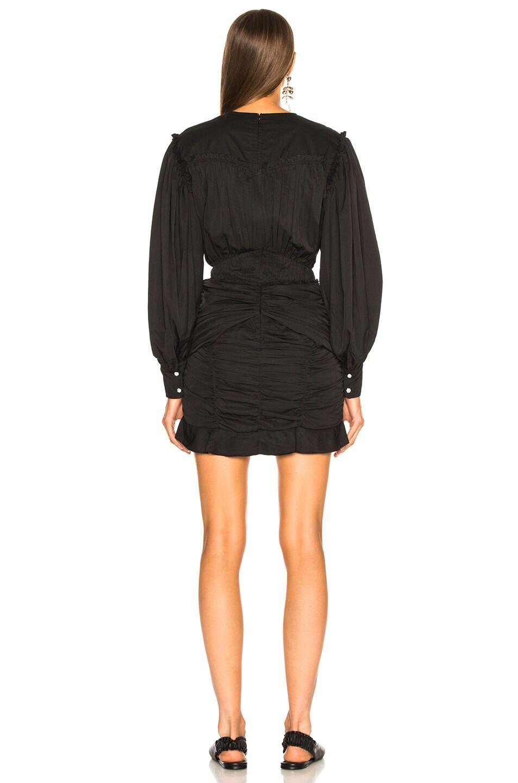Image 3 of Isabel Marant Unice Dress in Black