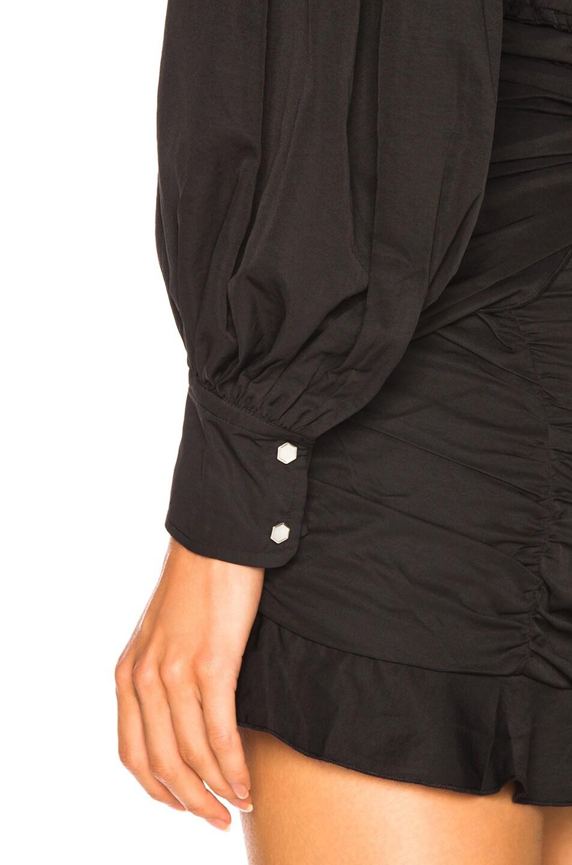 Image 4 of Isabel Marant Unice Dress in Black