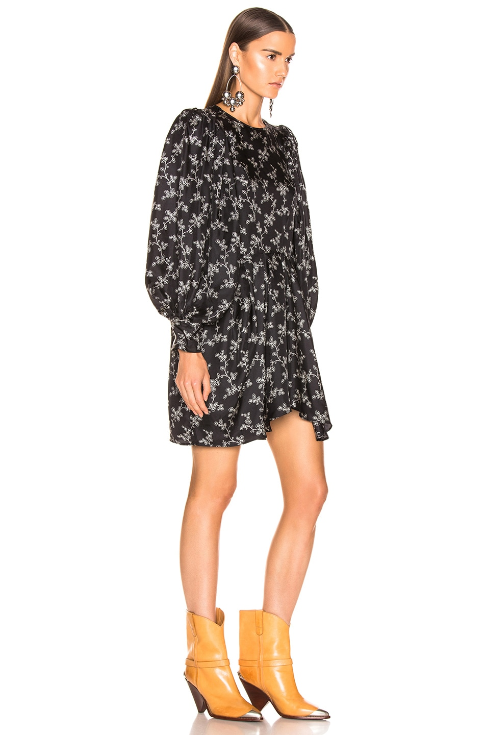 Image 2 of Isabel Marant Reone Dress in Black