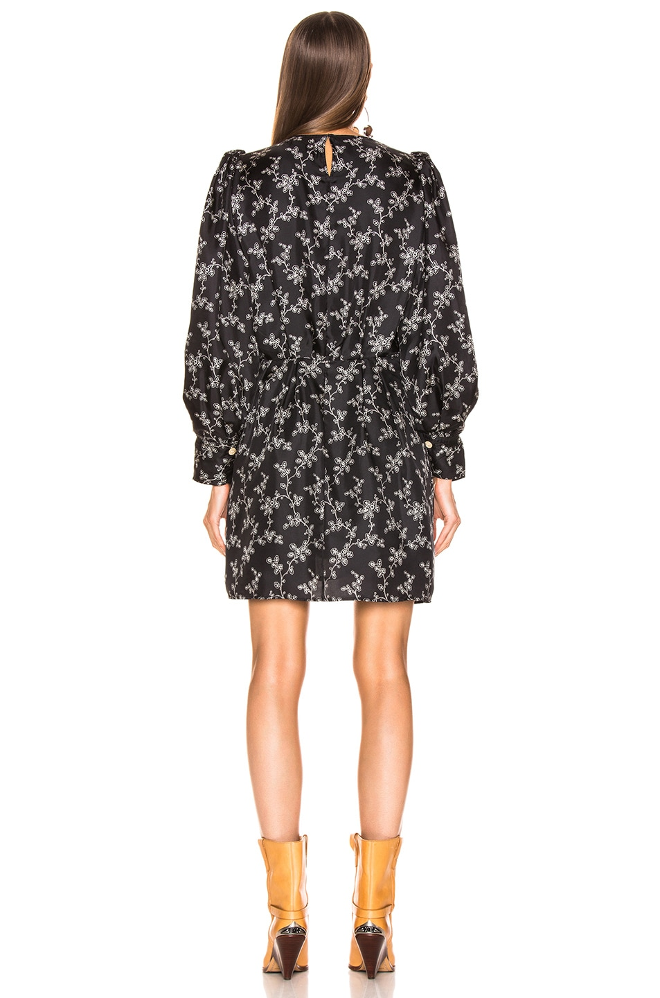 Image 3 of Isabel Marant Reone Dress in Black