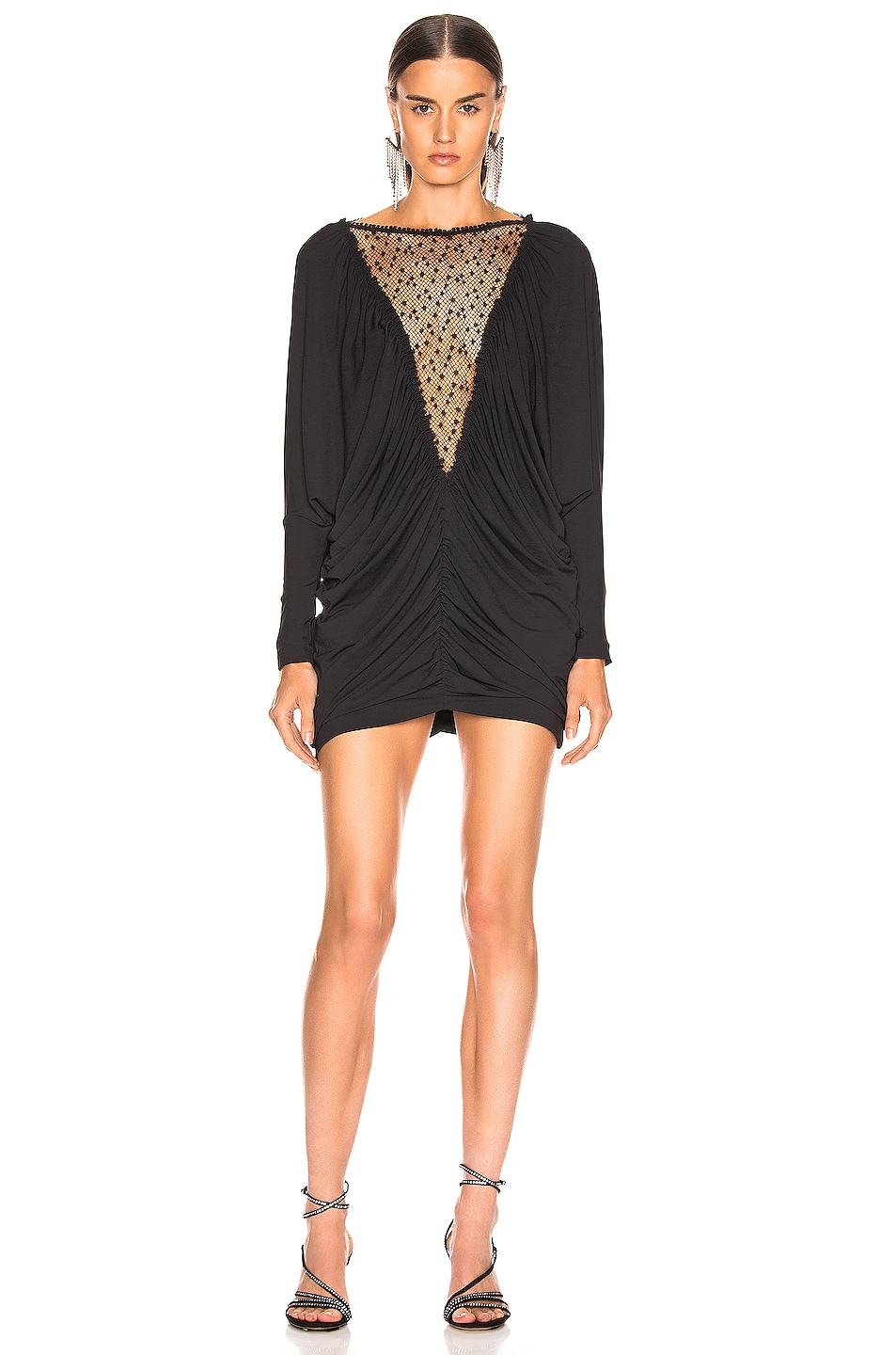 Image 1 of Isabel Marant Manney Dress in Black