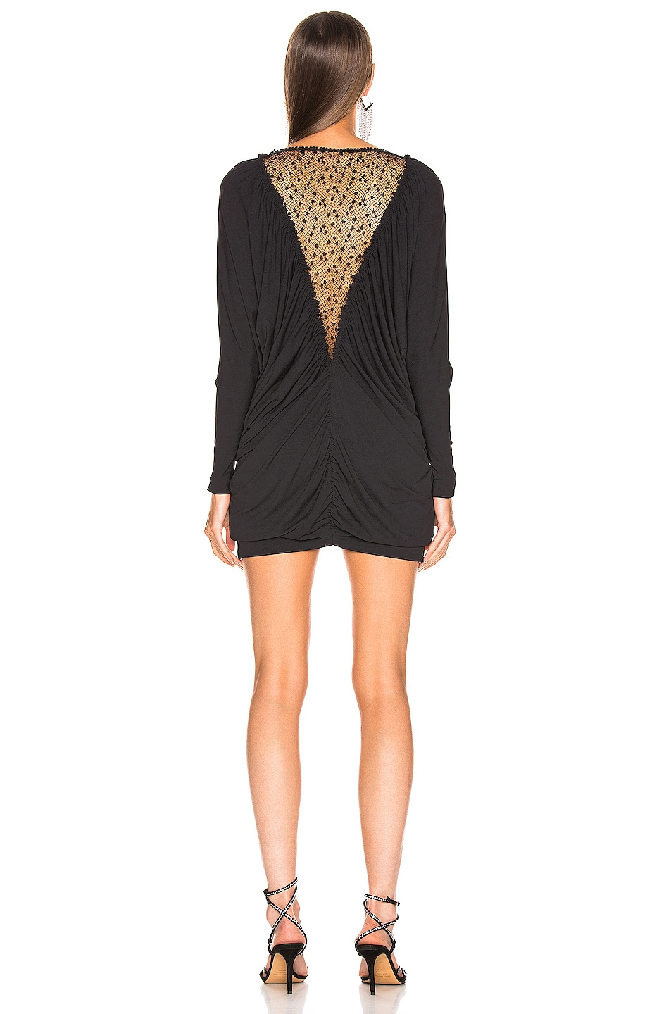 Image 3 of Isabel Marant Manney Dress in Black