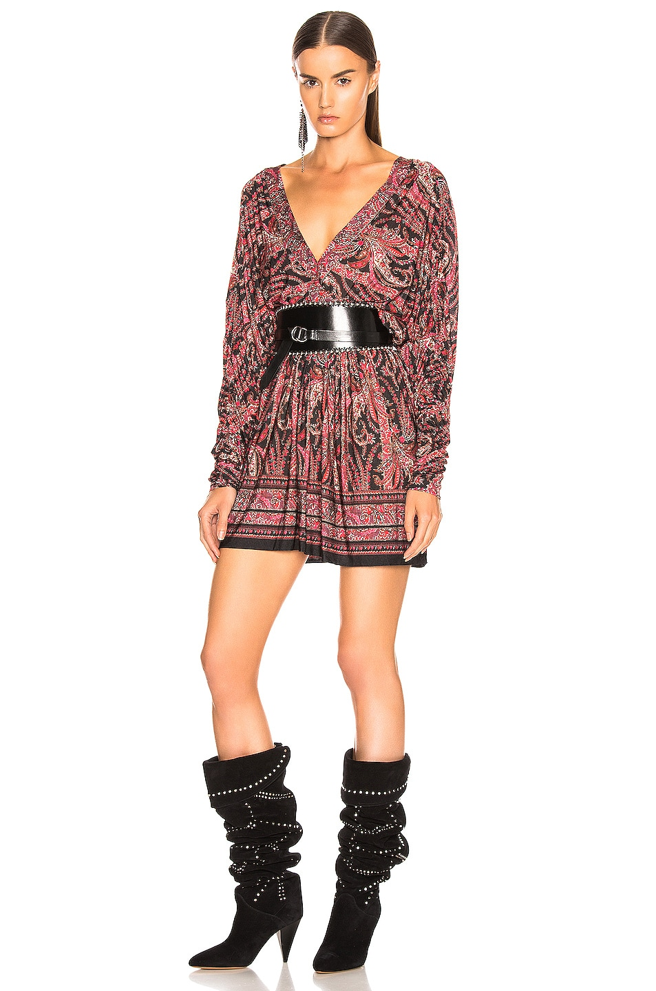 Image 1 of Isabel Marant Wyle Dress in Black