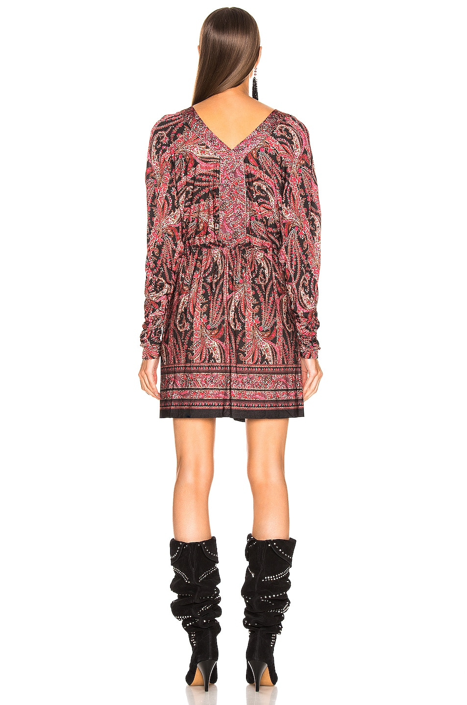 Image 4 of Isabel Marant Wyle Dress in Black