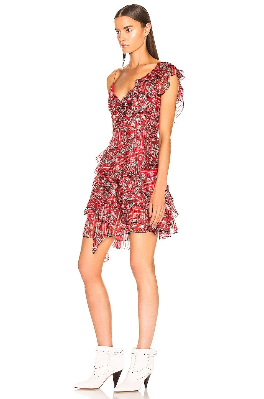 Image 3 of Isabel Marant Enta Dress in Red