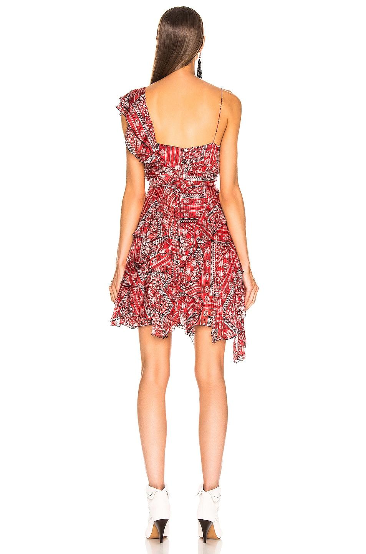 Image 4 of Isabel Marant Enta Dress in Red