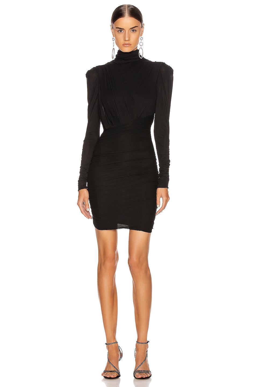 Image 1 of Isabel Marant Jisola Dress in Black