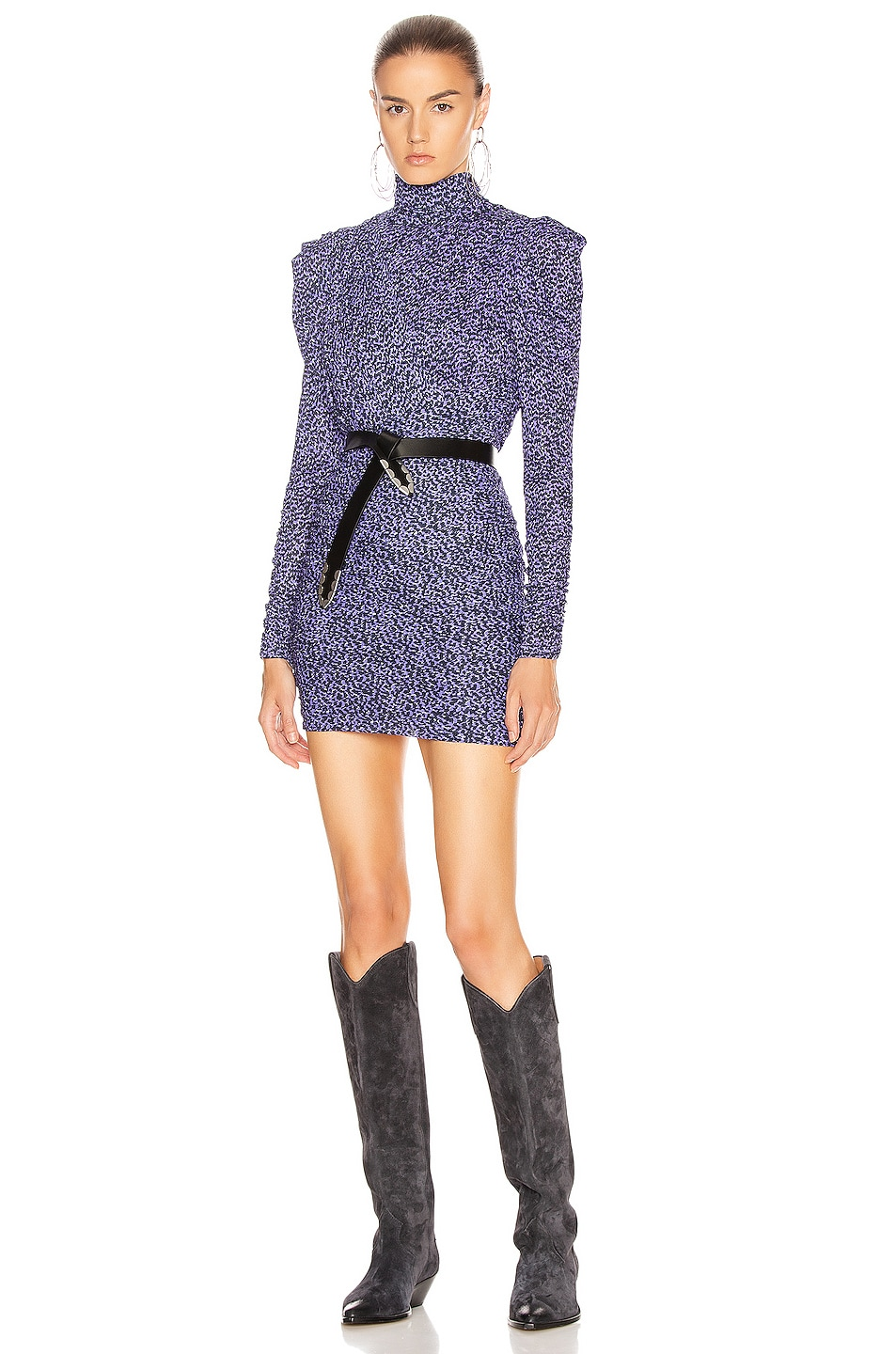 Image 1 of Isabel Marant Jisola Dress in Blue