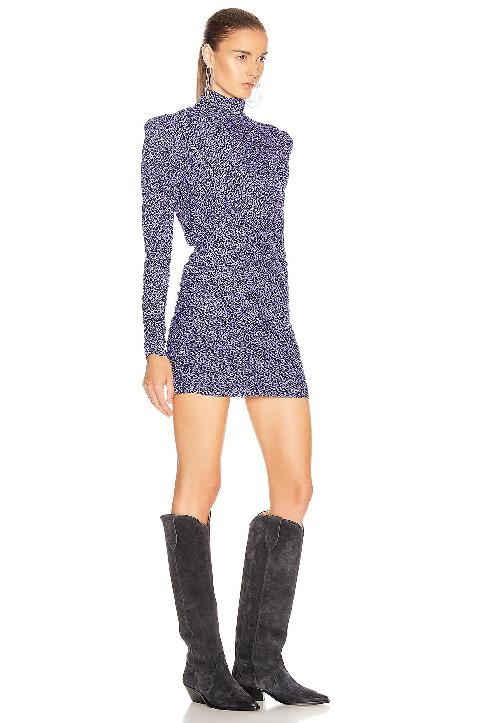 Image 2 of Isabel Marant Jisola Dress in Blue