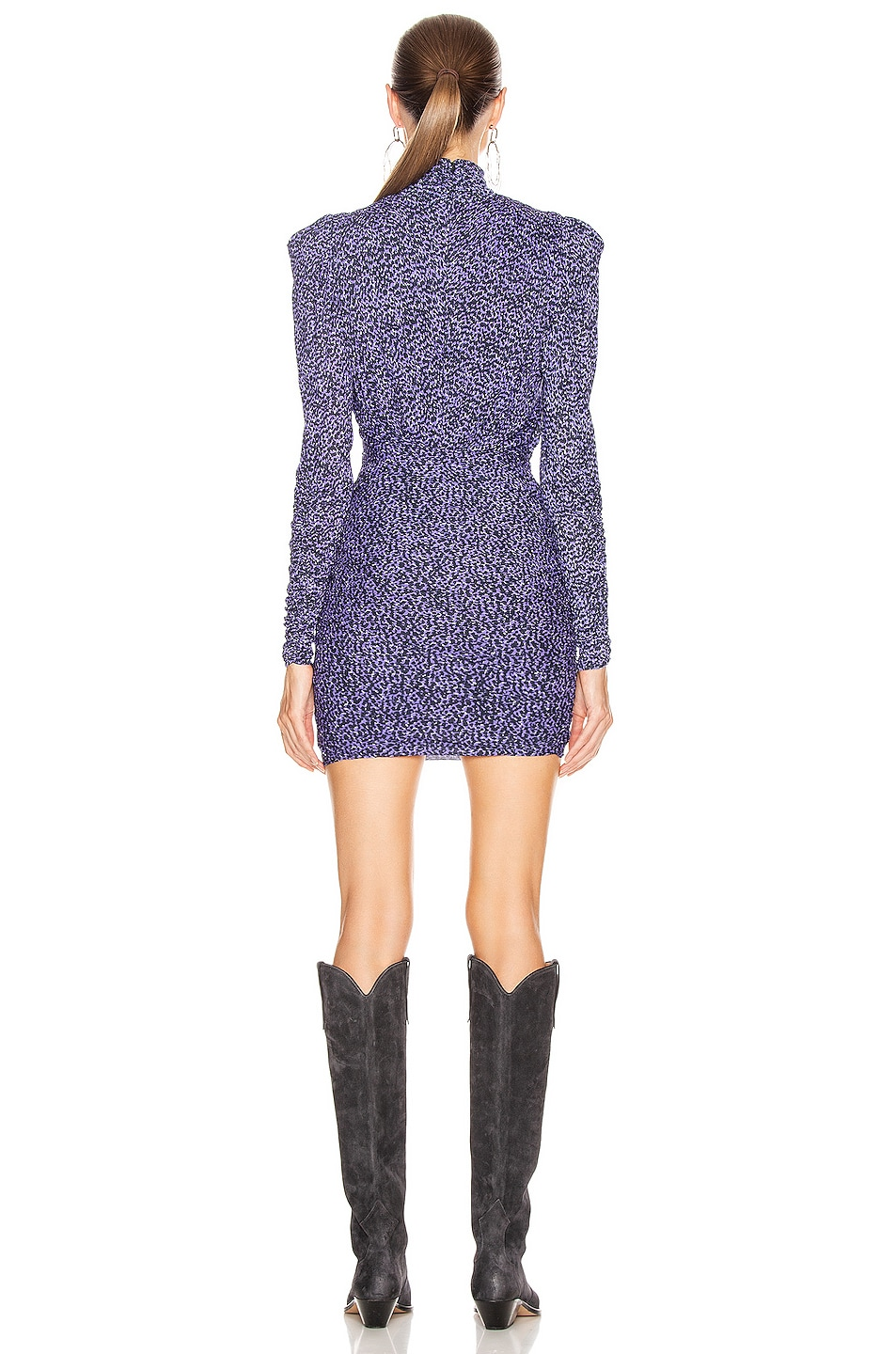 Image 3 of Isabel Marant Jisola Dress in Blue
