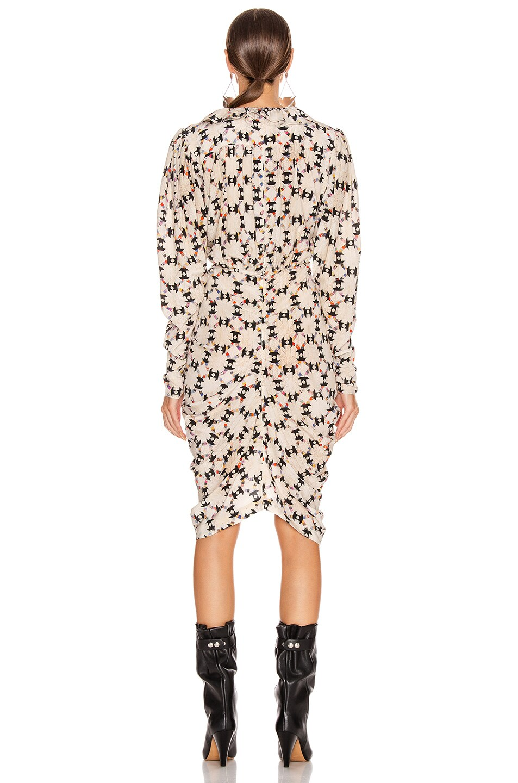Image 4 of Isabel Marant Blandine Dress in Ecru