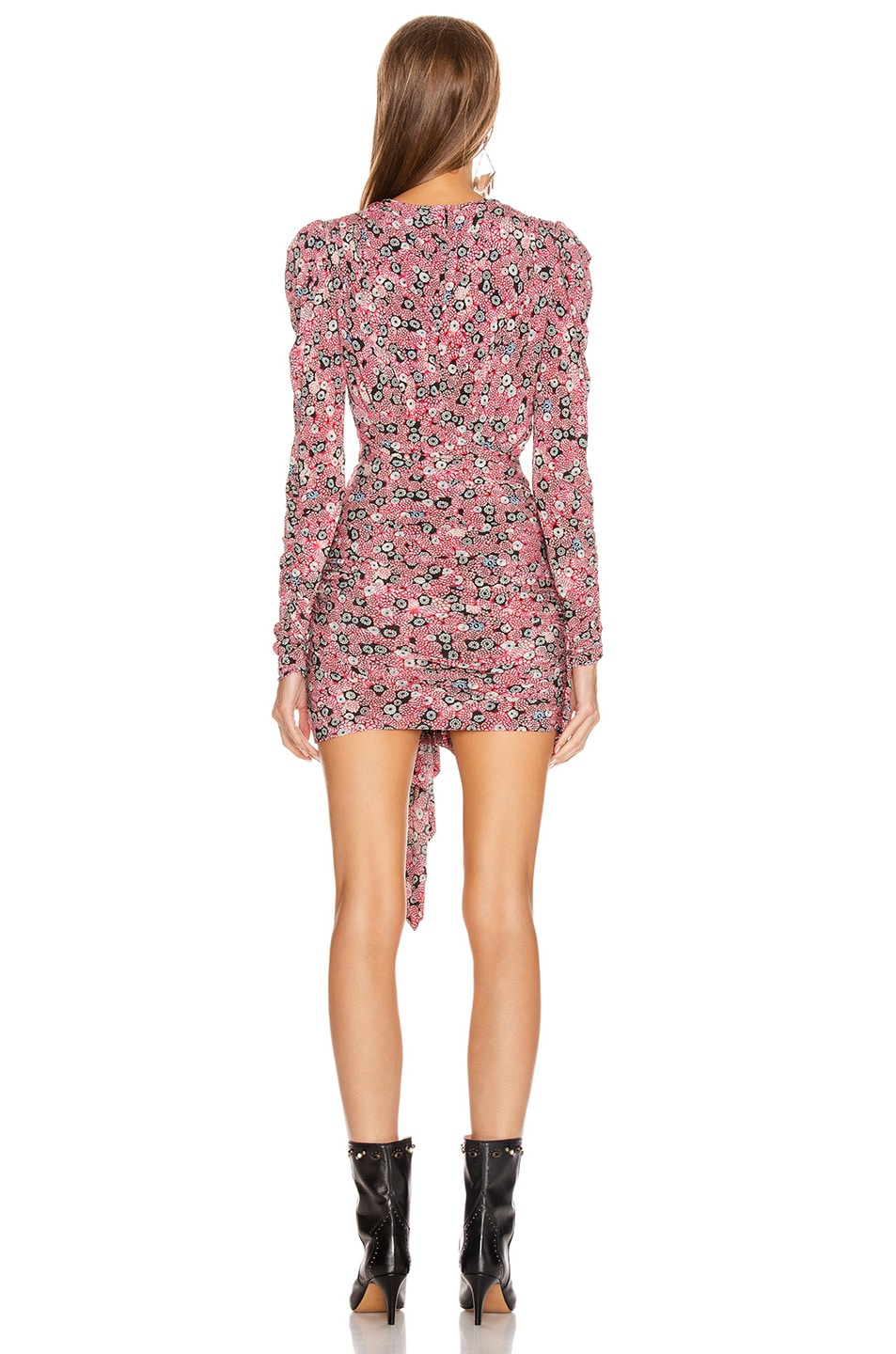 Image 4 of Isabel Marant Tonia Dress in Pink